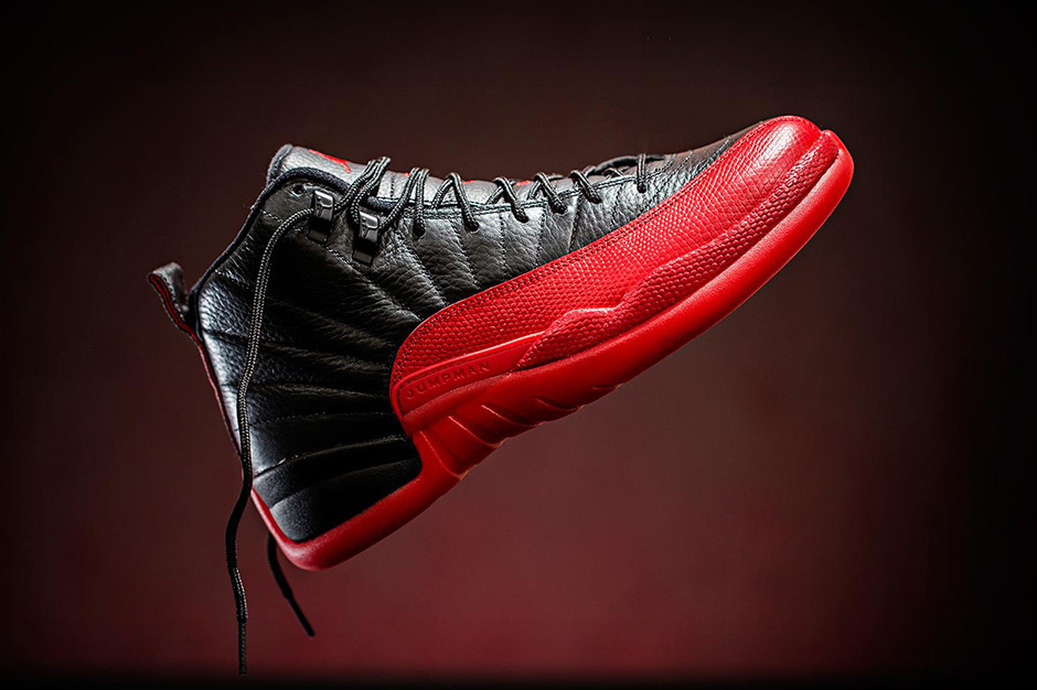 "Air Jordan 12 ""Flu Game"" Official Photos - Air Jordans, Release Dates ..."