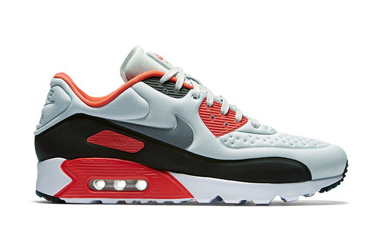 nike air max 90 ultra se infrared hypebeast. Black Bedroom Furniture Sets. Home Design Ideas