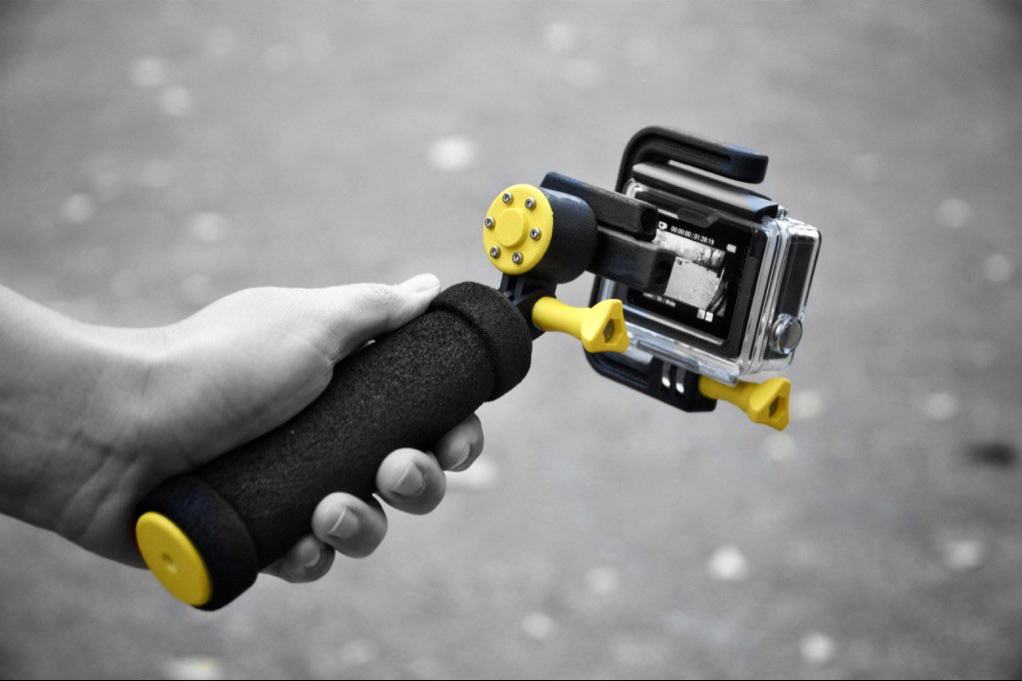 how to make a gopro video with music