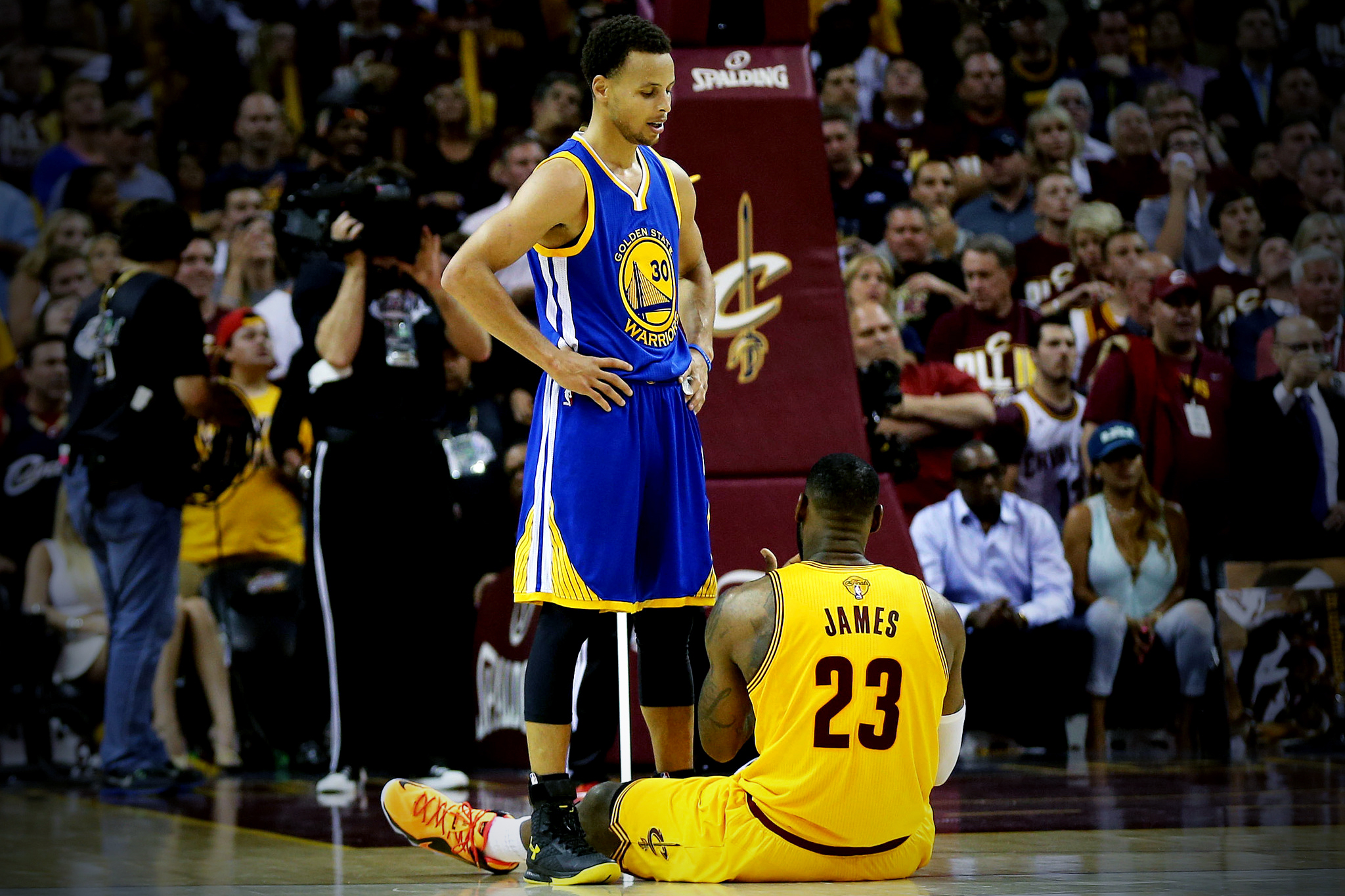 2016 NBA Finals: Who Will Win? | HYPEBEAST