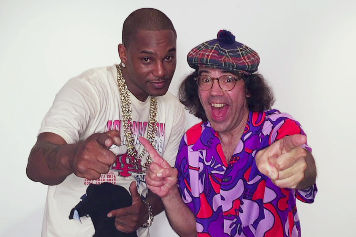 """Cam'ron & Nardwuar Discuss Ma$e, Stealing Just Blaze Beats, the Origins of """"Pause,"""" and More"""