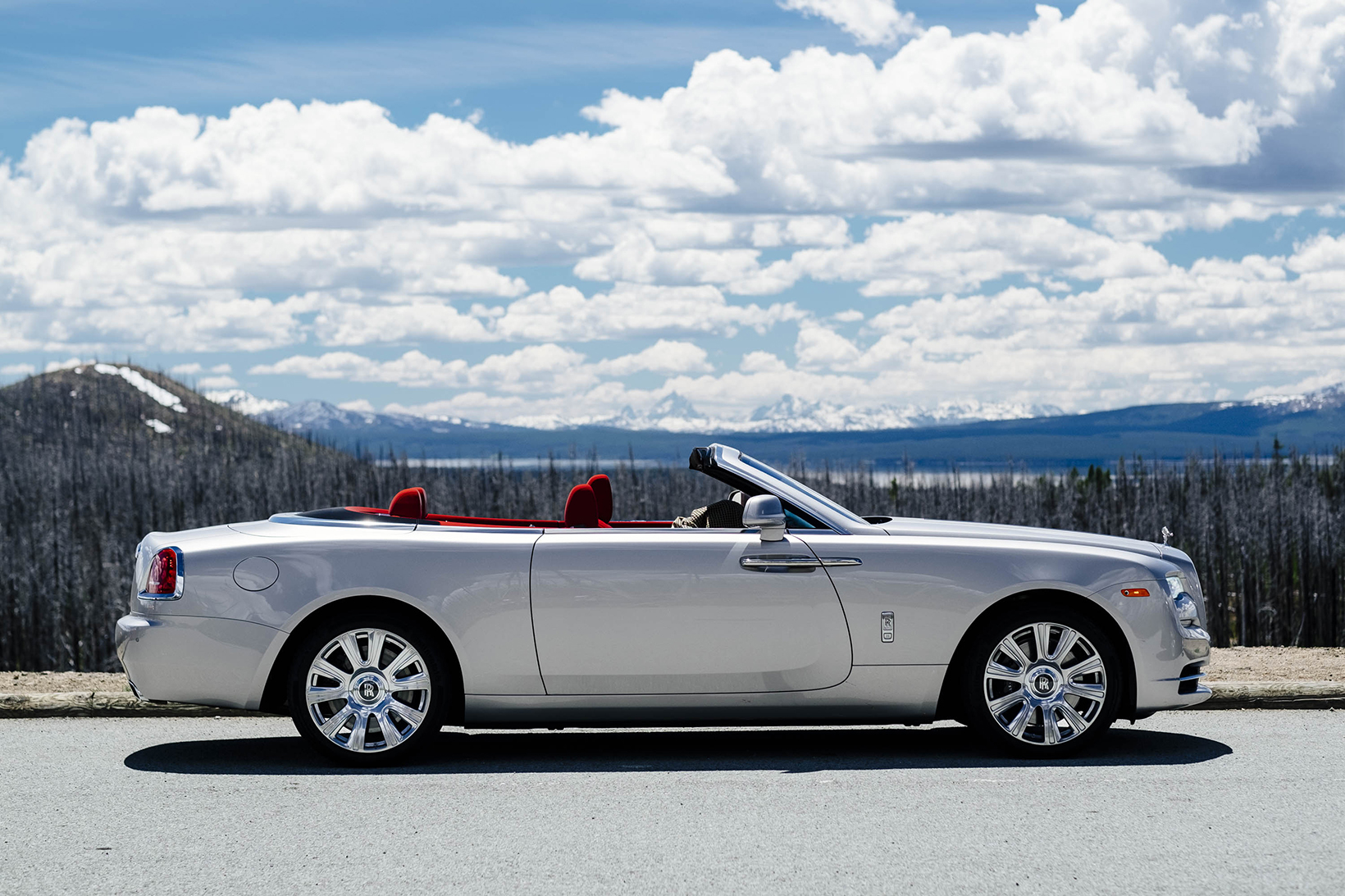 Amazing Rolls Royce Dawn Convertible First Drive Review  HYPEBEAST