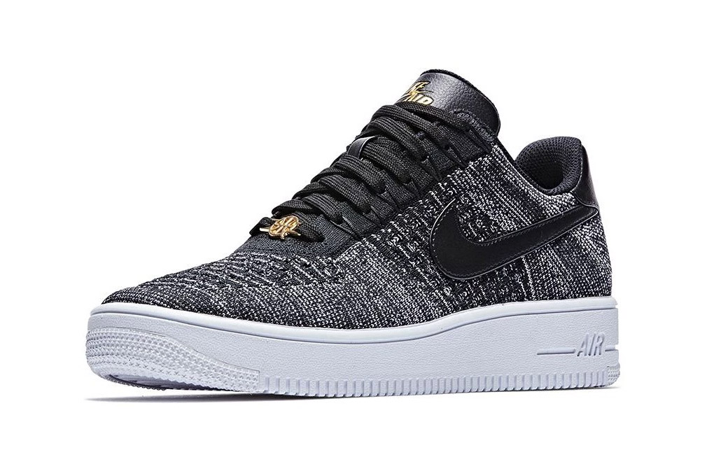 nike air force 1 low flyknit quai 54 hypebeast. Black Bedroom Furniture Sets. Home Design Ideas