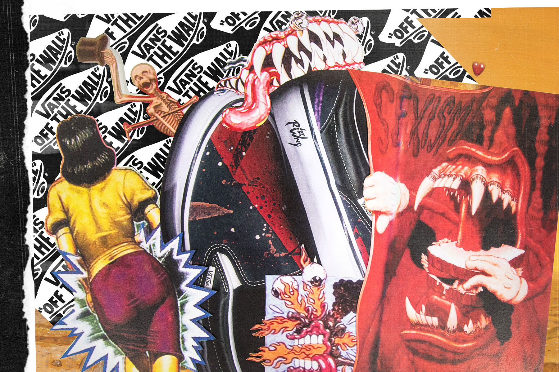 robert williams vault by vans collection and