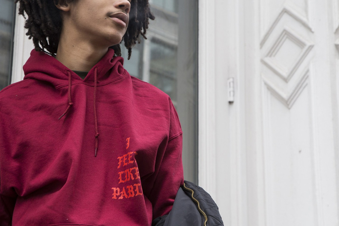 032c workshop to offer 39 the life of pablo 39 merchandise for Life of pablo merch