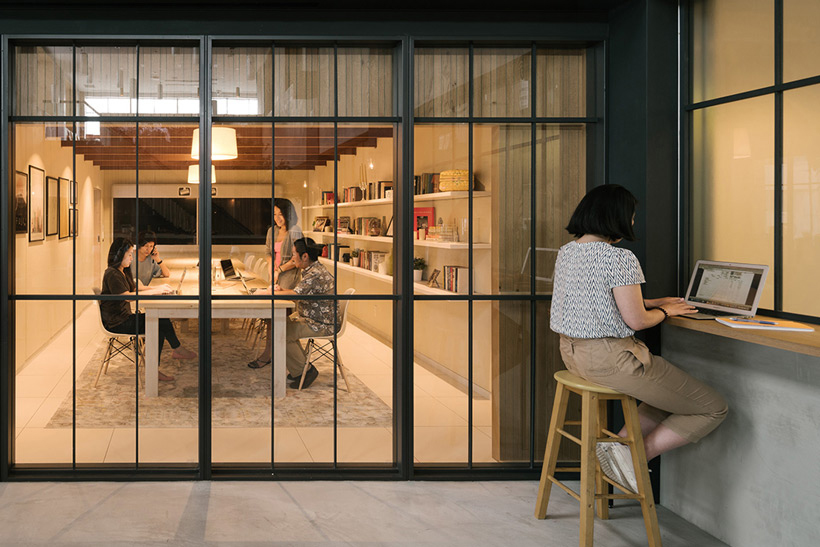 Airbnb new tokyo office hypebeast for Office design japanese