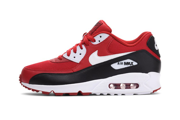 nike air max 90 red black and white hypebeast. Black Bedroom Furniture Sets. Home Design Ideas