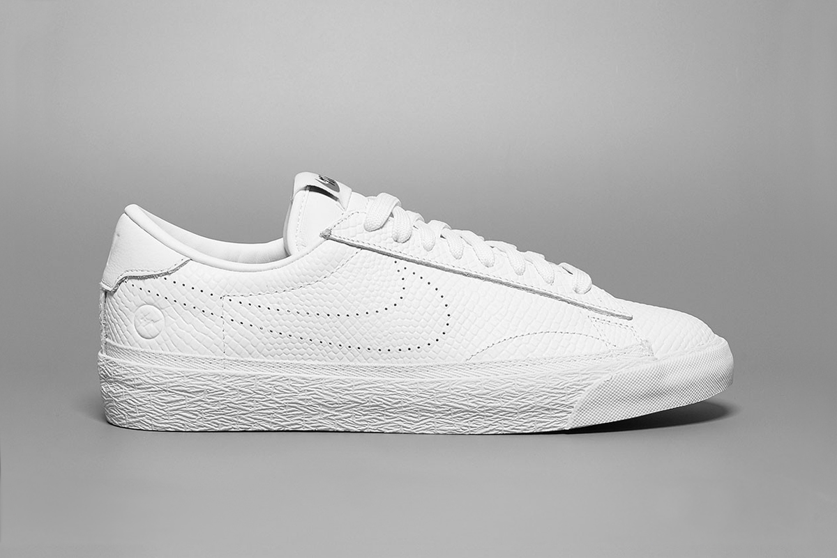 nike fragment all white zoom tennis classic hypebeast. Black Bedroom Furniture Sets. Home Design Ideas