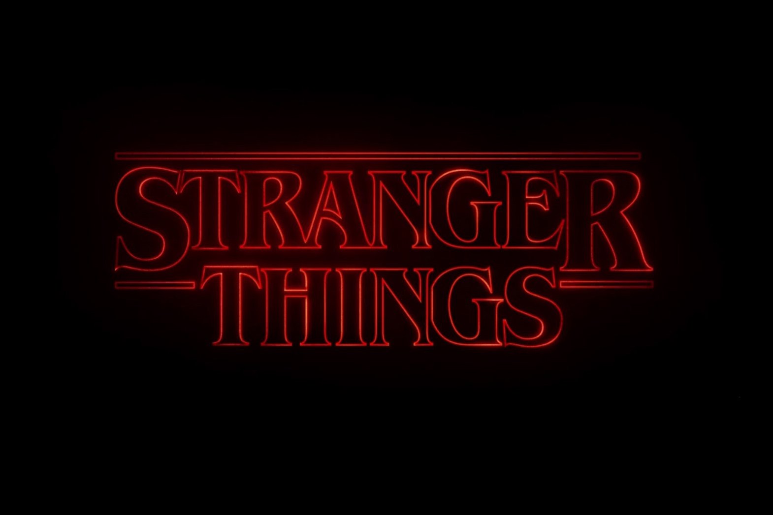 the history behind the stranger things font hypebeast With stranger things lettering