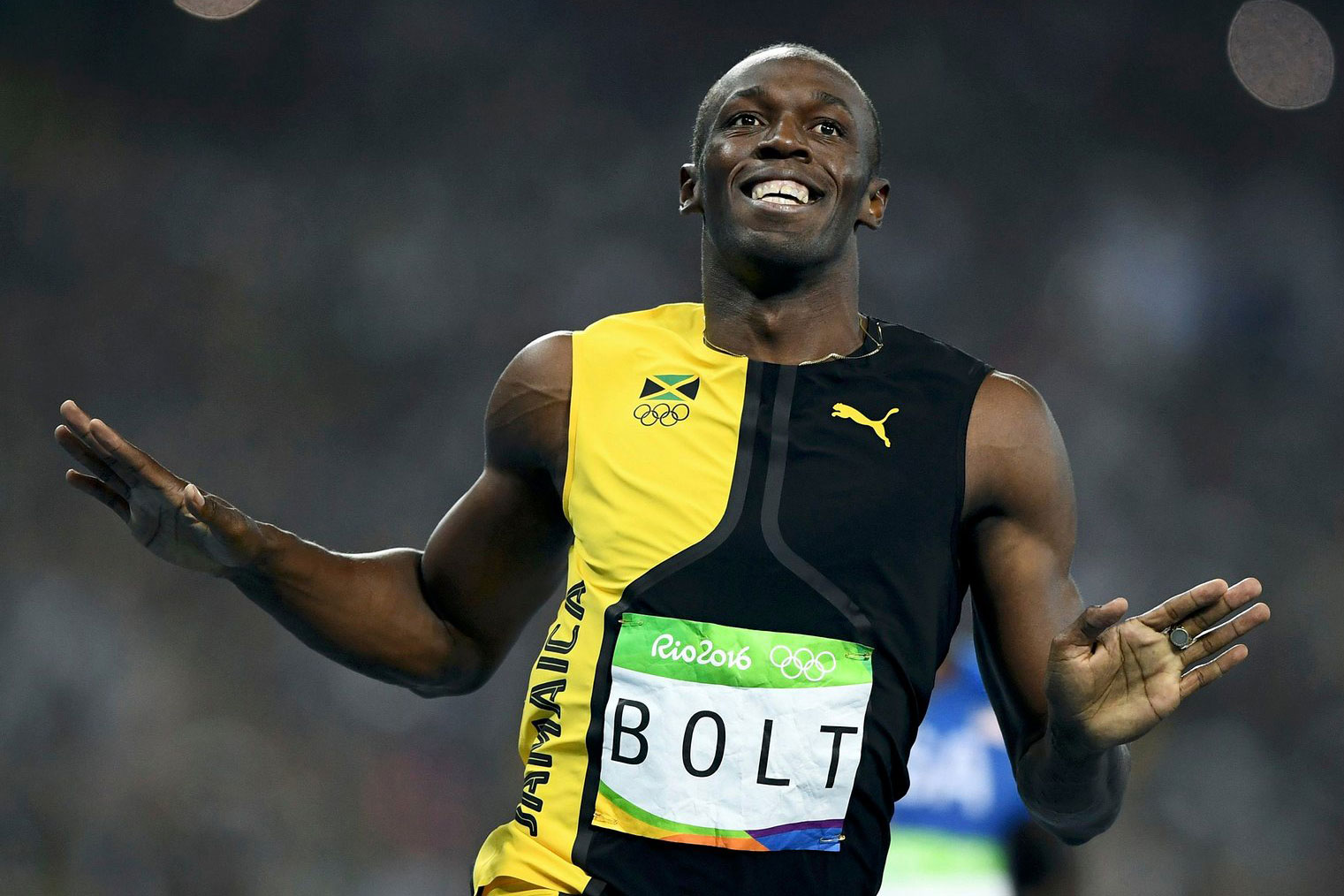 Usain Bolt Wins 100m Final At Rio Olympics | HYPEBEAST