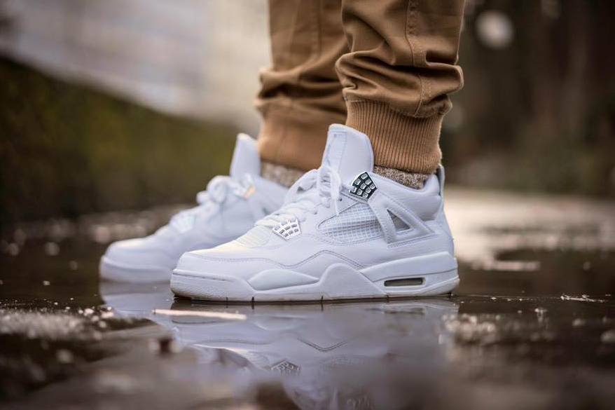 air jordan 4 pure money will return in 2017 summer hypebeast