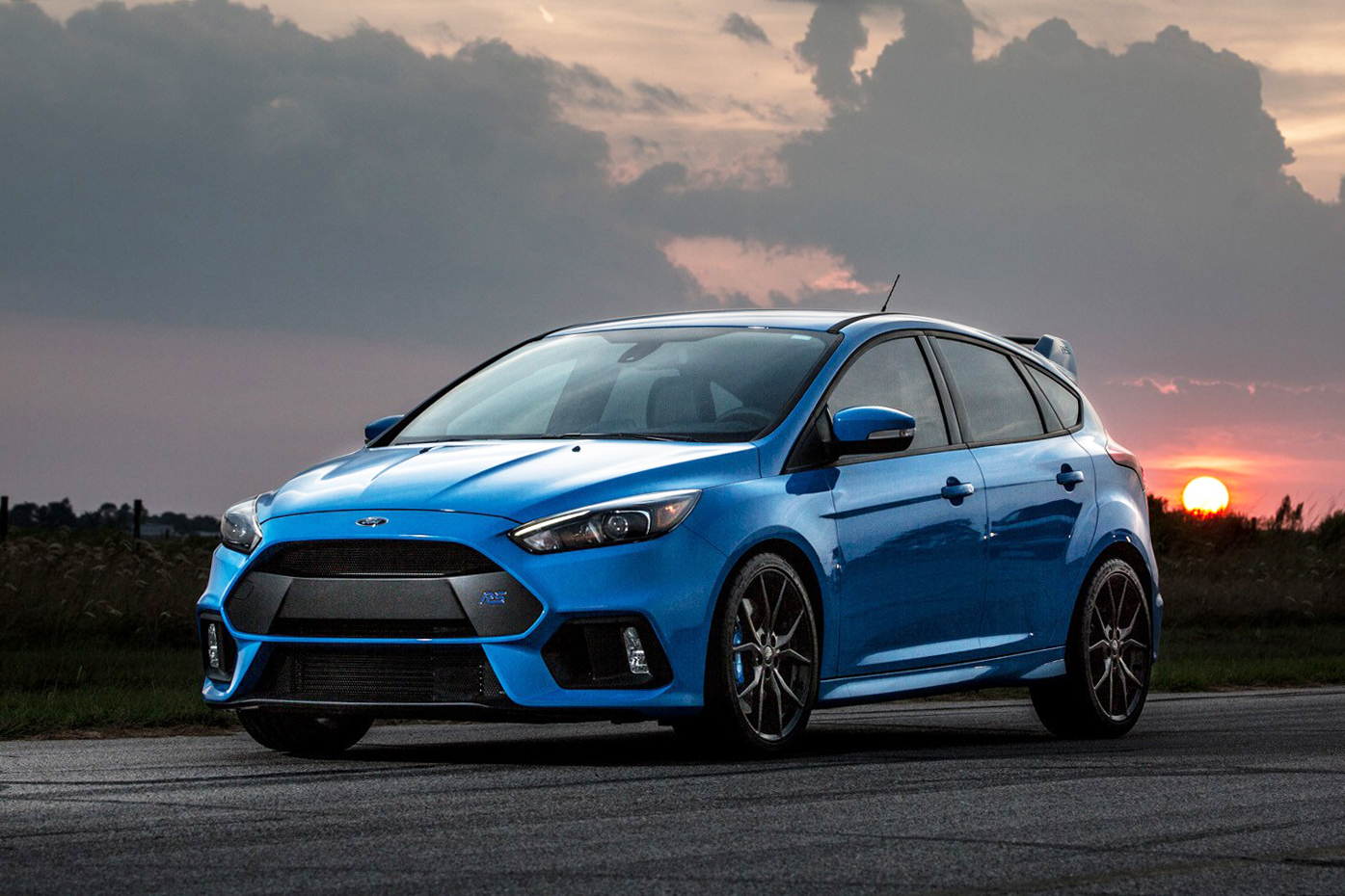 Focus Rs Hp >> Hennessey Ford Focus RS | HYPEBEAST