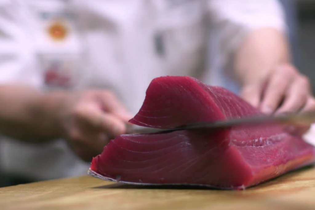 how to become a sushi chef apprentice