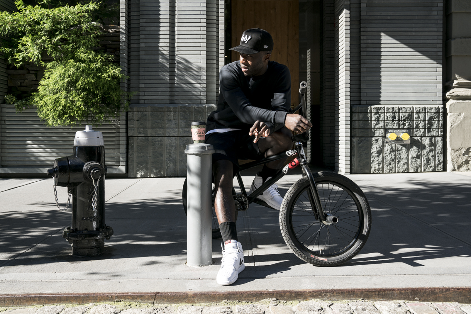Coffee 'N Clothes With Nigel Sylvester