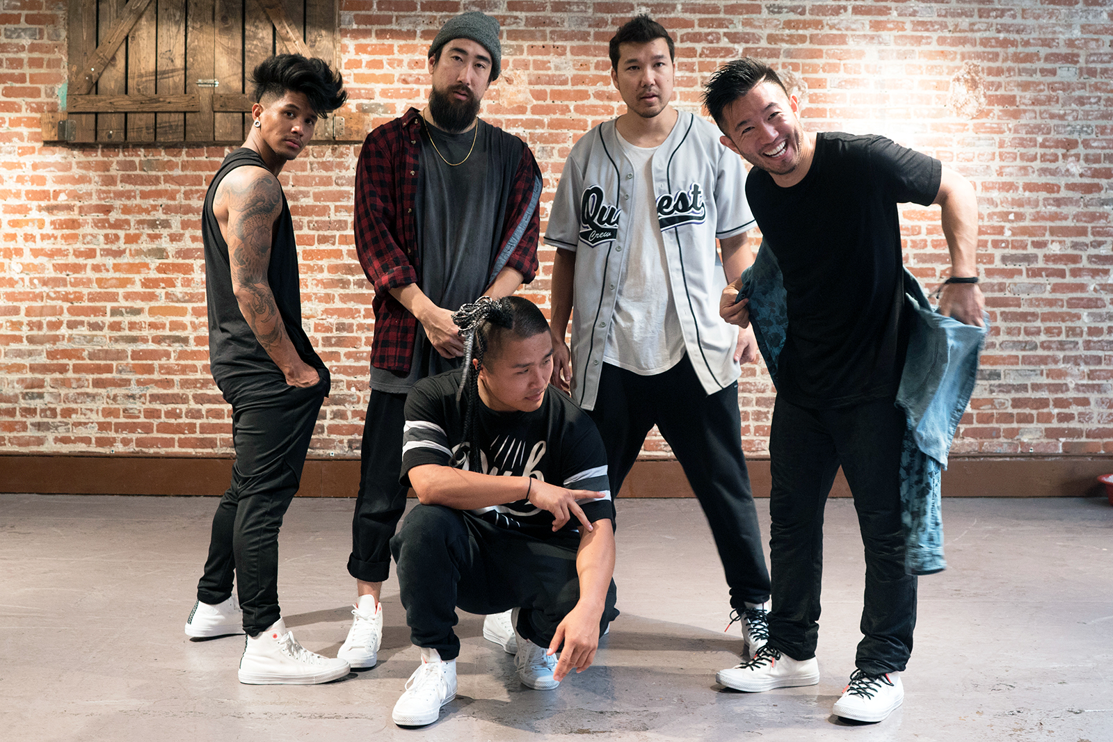 Quest Crew Takes the Chuck Taylor II Shield Canvas from ...