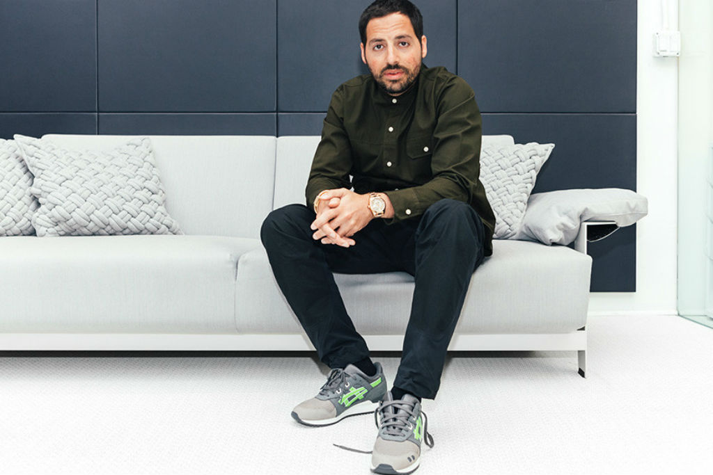 the latest a7423 f9ad4 Ronnie Fieg   HB100