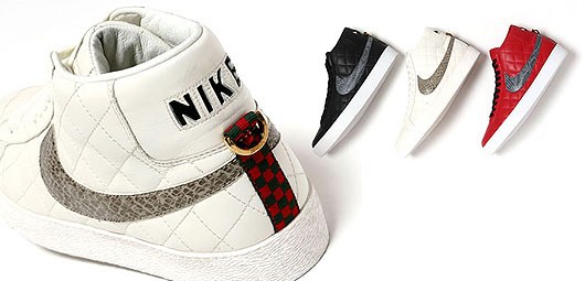 cozy fresh 2ea9a 20812 ... Supreme and Nike SB Blazer. Still no words about the release date.   Honeyee . SupremeSB.jpg