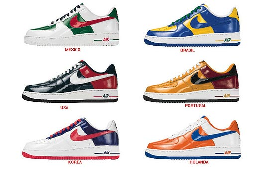 lowest price 405c7 47c15 Nike Air Force 1 World Cup | HYPEBEAST