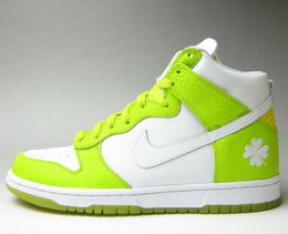Nike 'St. Patrick's Day' Dunk High