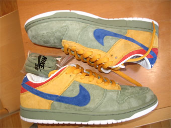 buy online f390d 2fbc4 We have seen these before but here are better pictures of the Nike SB H.R.  Pufnstuf Dunk Low. H.R. Pufnstuf is a childrens show that aired in the  70s ...