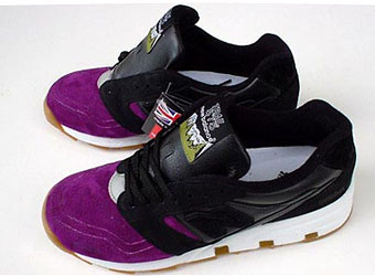 New Balance Purple Devil