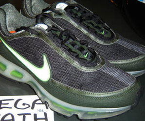 "cheap for discount fe1ed 9d401 New images of the Nike Air Max 360 ""Spiridon"" which are being made to  celebrate the Spiridon s 10 year anniversary in 2007 have been leaked."