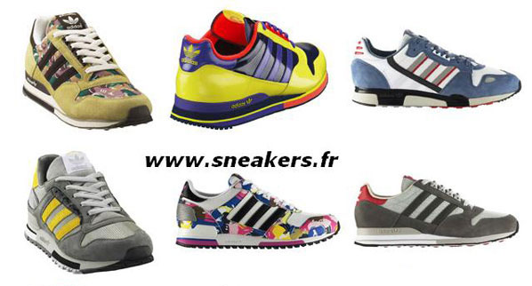 check out 94229 5ecb7 Adidas ZX Series