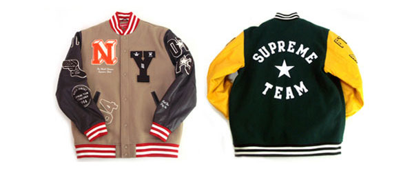 letter to hermione letterman jackets for 10017 | supreme team jacket 1