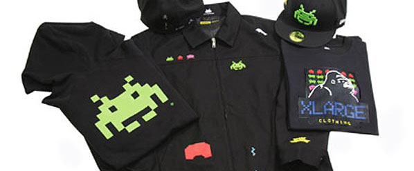 X-Large Japan X Taito Space Invaders