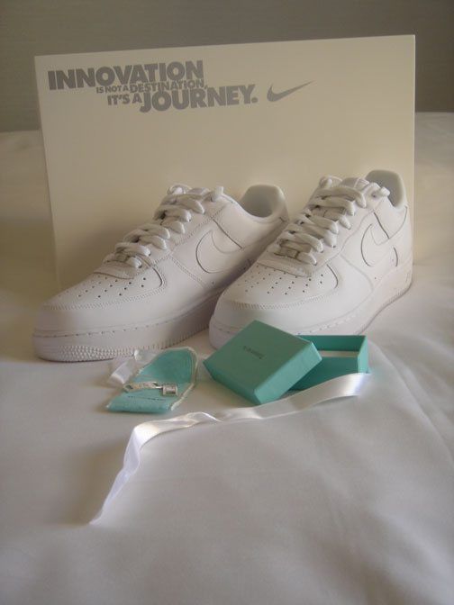 best sneakers 4aa9f 67880 Nike Air Force 1 25th Anniversary Specials | HYPEBEAST