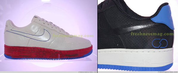 uk availability 74682 2d9e1 More On The Nike Air Force One 25th Anniversary   HYPEBEAST