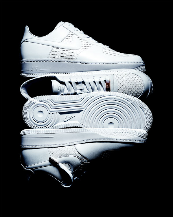 Nike Air Force 25th Anniversary Crafting The Perfect 1 Hypebeast