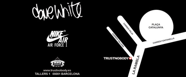 "TrustNobody presents Dave White and his new collection of work entitled  ""The Courts A Battlefield"" inspired by the sneaker collection for the Nike  Air Force ... df312f77b7"