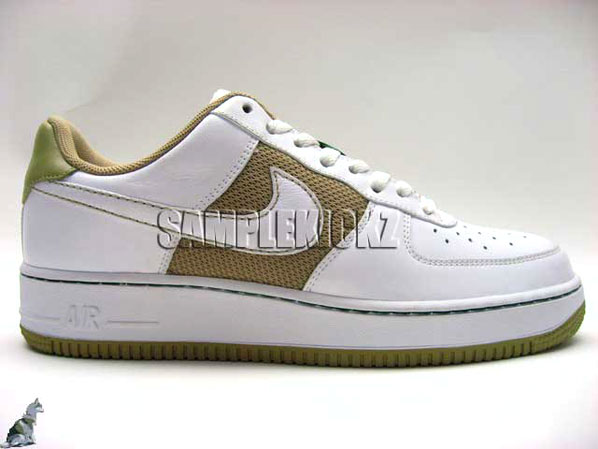 Nike 25th Anniversary Air Force 1 Cloverdale Park Courts Baltimore . ... 8919bb534