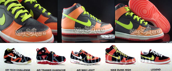 """brand new 43ca5 a2837 For the upcoming SummerFall season this year, Nike will be releasing five  models aptly named the """"Bright Cactus"""" Pack. The colorway for all the kicks  (Air ..."""
