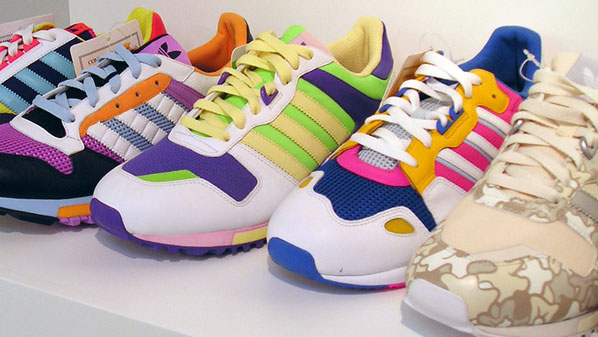 Adidas ZX Models Samples for FallWinter 2007 | HYPEBEAST