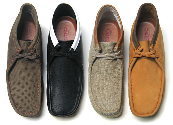 Clarks Spring Collection