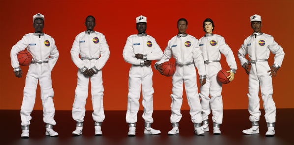 Medicom x Nike The Original Six Player Figures  69240f744a