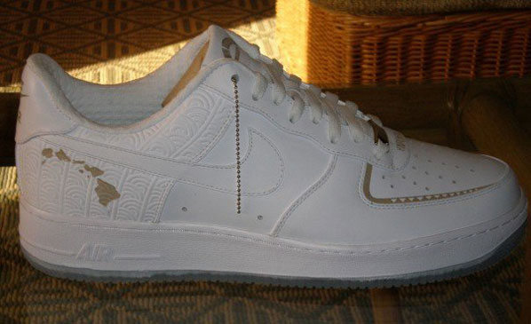 Nike Pro Bowl 2007 Air Force 1