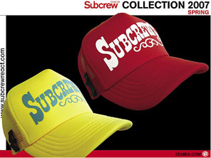 Subcrew Spring 07 Collection Preview