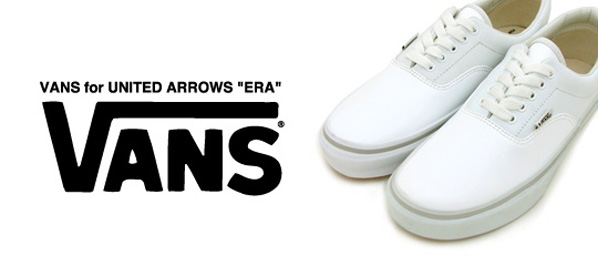 Vans x United Arrows Era