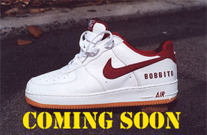 ... Nike Air Force One. Bobbito Garcia has always been an important figure  in the sneaker community. Besides his known talent as a DJ 2102d0335d