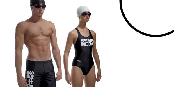f8314b7e75603 Comme des Garcons has just teamed up with Speedo on a variety of Swimwear  and accessories. These products include swim shorts, caps, and goggles for  both ...