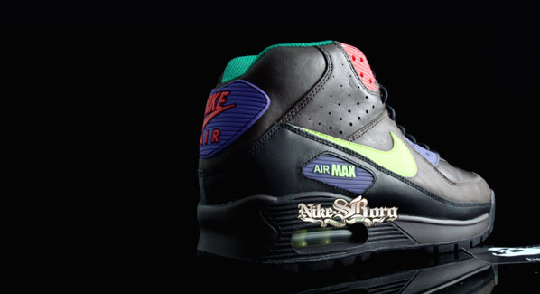 There were mixed feelings from sneaker fans the first time these sneakers  were seen. The Nike Air Max 90 Boot is still one of those love hate  sneakers. eaa1b53fba
