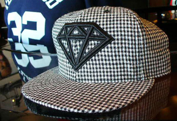 Diamond Supply Co. x Estate LA Fitted Cap