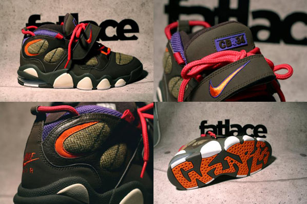 charles barkley gamma blue purple and orange charles barkley shoes