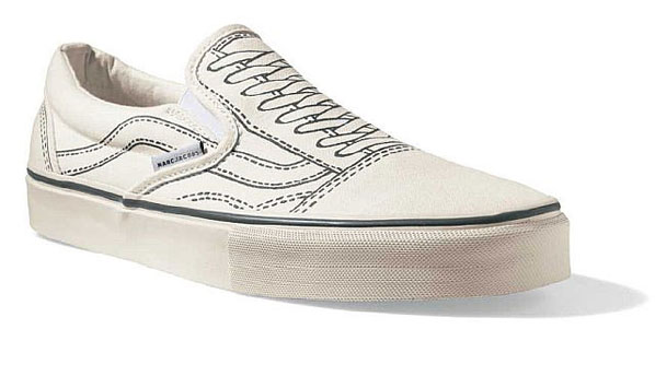 Marc Jacobs x Vans Collection