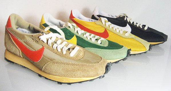 The Nike Running Vintage collection comprises of a variety of original Nike  models. The first collection consisted of works by Junya Wantanabe of Comme  des ...