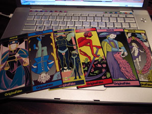Original Fake Tarot Cards