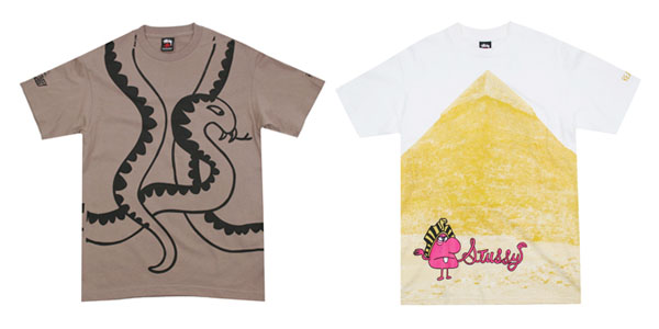 Stussy Spring/Summer 2007 Latest Releases